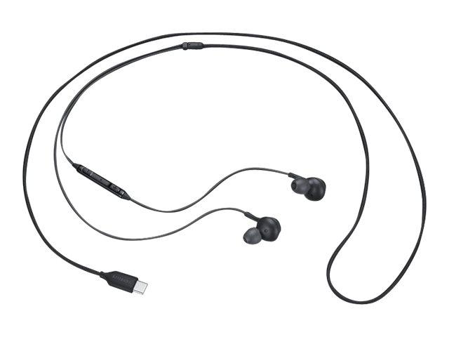Samsung EO-IC100 - Ohrhörer mit Mikrofon - im Ohr - kabelgebunden - USB-C