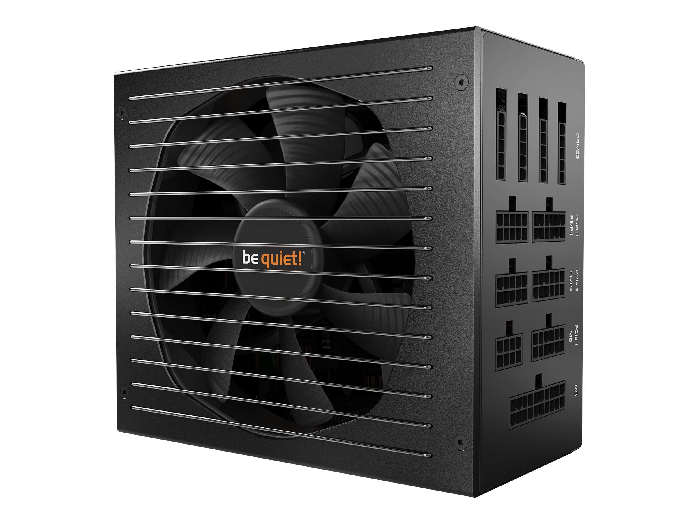 be quiet! Straight Power 11 850W - Stromversorgung (intern) - ATX12V 2.4/ EPS12V 2.92 - 80 PLUS Gold - Wechselstrom 100-240 V -