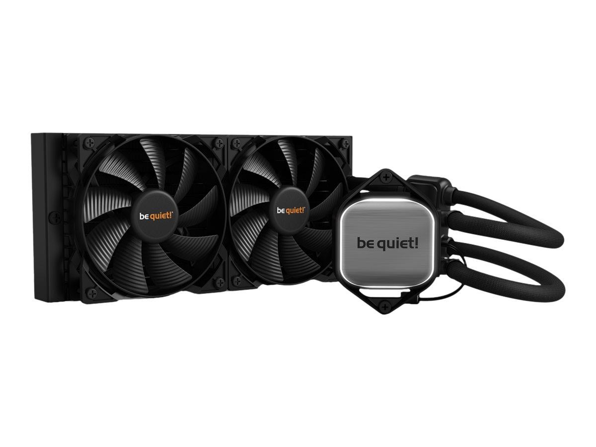 be quiet! Pure Loop 240mm - Prozessor-Flüssigkeitskühlsystem - (für: AM3, LGA1155, AM3+, LGA2011, LGA1150, LGA2011-3, LGA1151, L