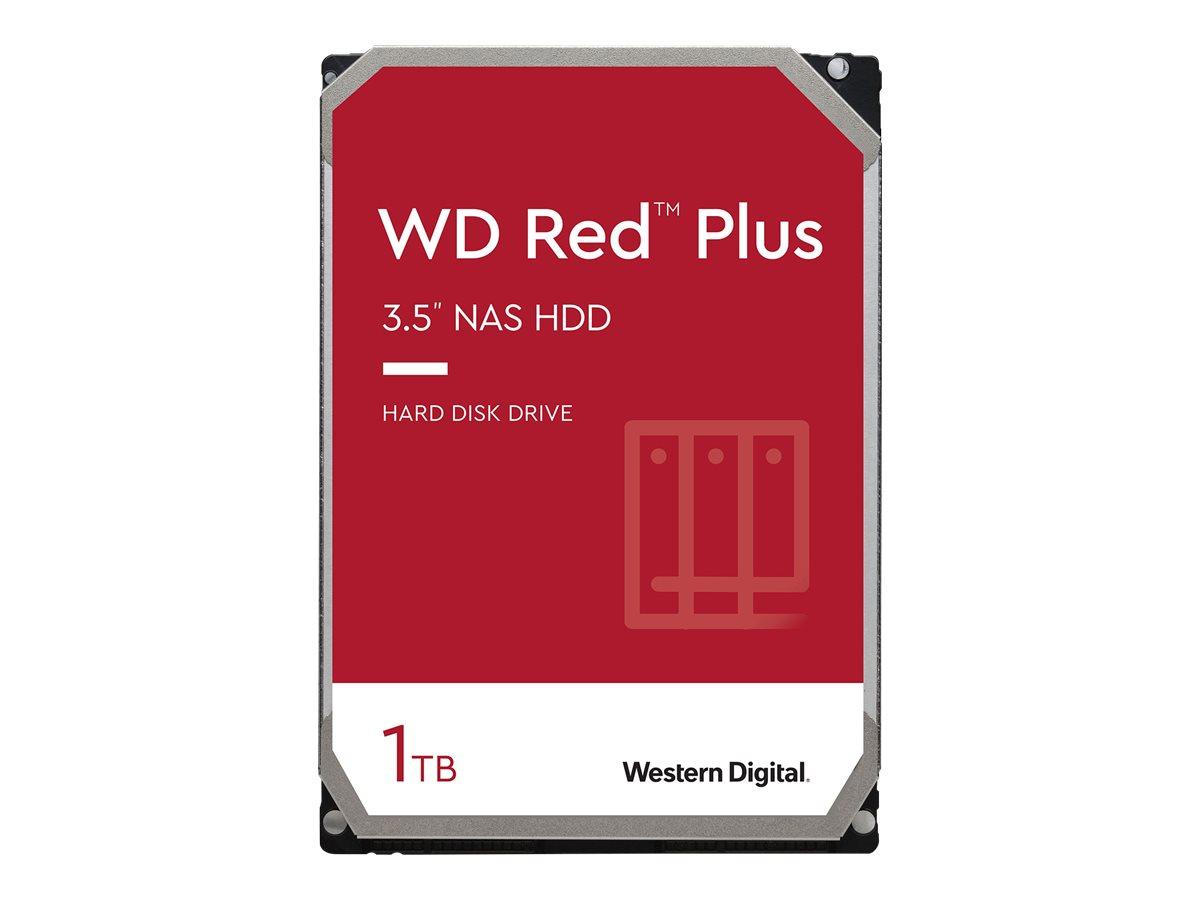 WD Red Plus NAS Hard Drive WD10JFCX - Festplatte - 1 TB - intern - 2.5