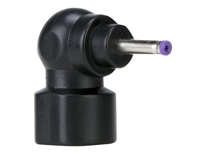 Targus Device Power Tip PT-3K - Adapter für Power Connector - Schwarz