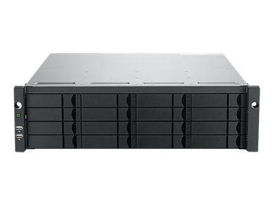 Promise Vess A6600 - NVR - 16 x 6 TB - netzwerkfähig - 3U - Rack