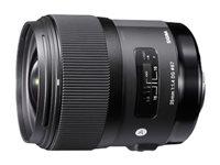 Sigma Art - Objektiv - 35 mm - 35 mm - f/1.4 DG HSM - Sony E-mount