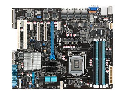 ASUS P9D-E/4L - Motherboard - ATX - LGA1150-Sockel - C224 - USB 3.0