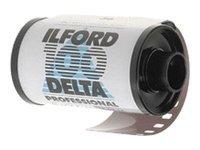 Ilford Delta 100 Professional - Schwarz-Weiss-Negativfilm - 135 (35 mm) - ISO 100 - 36 Belichtungen
