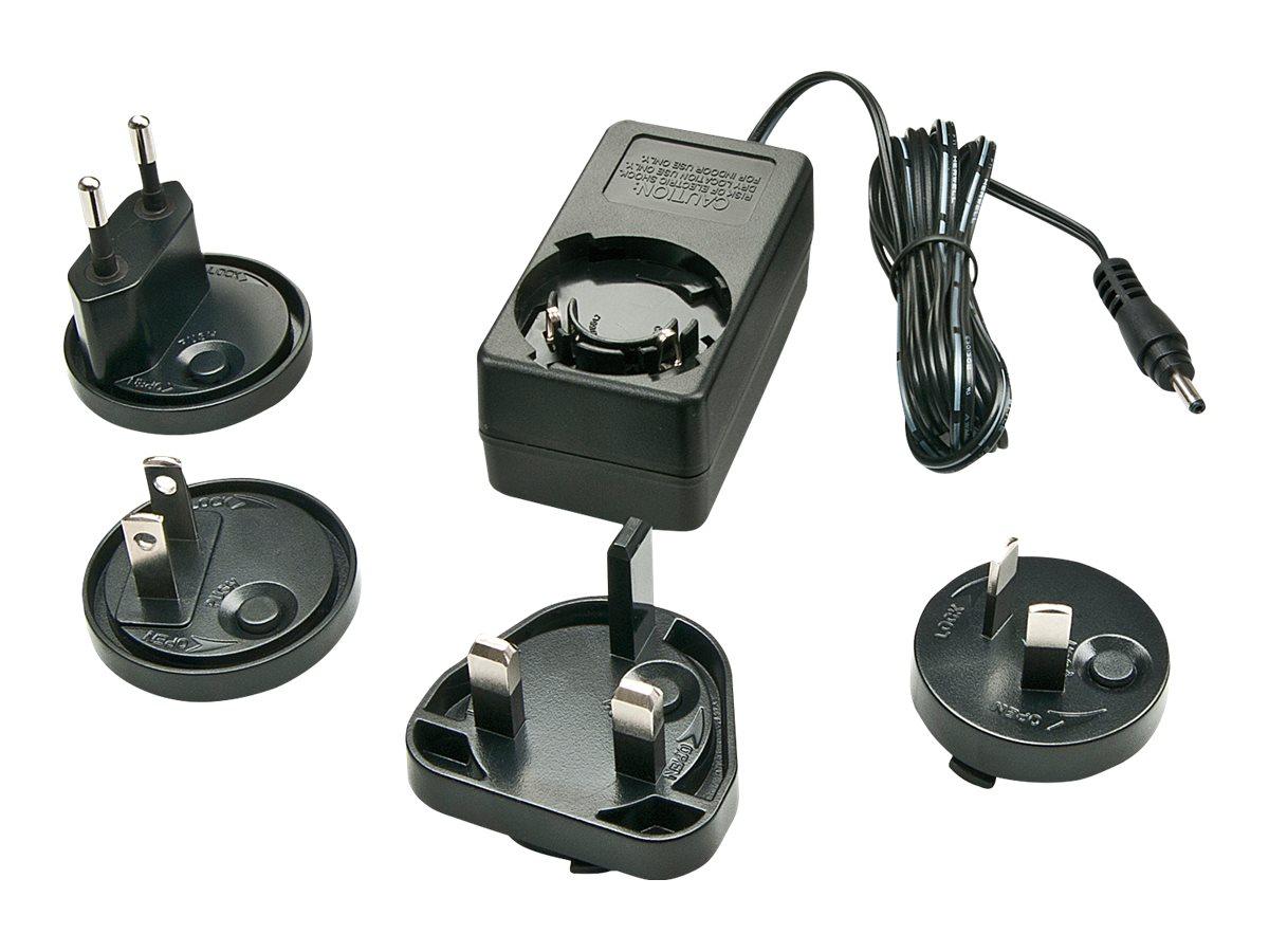 Lindy Multi Country Switching AC Adapter - Netzteil - 3 A (Gleichstromstecker 3,5 x 1,35 mm) - Australien, China, Japan, Kanada,