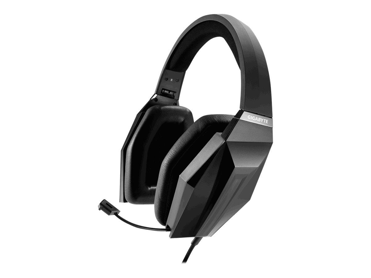 Gigabyte Force H7 - Headset - 5.1-Kanal - Full-Size - kabelgebunden - USB