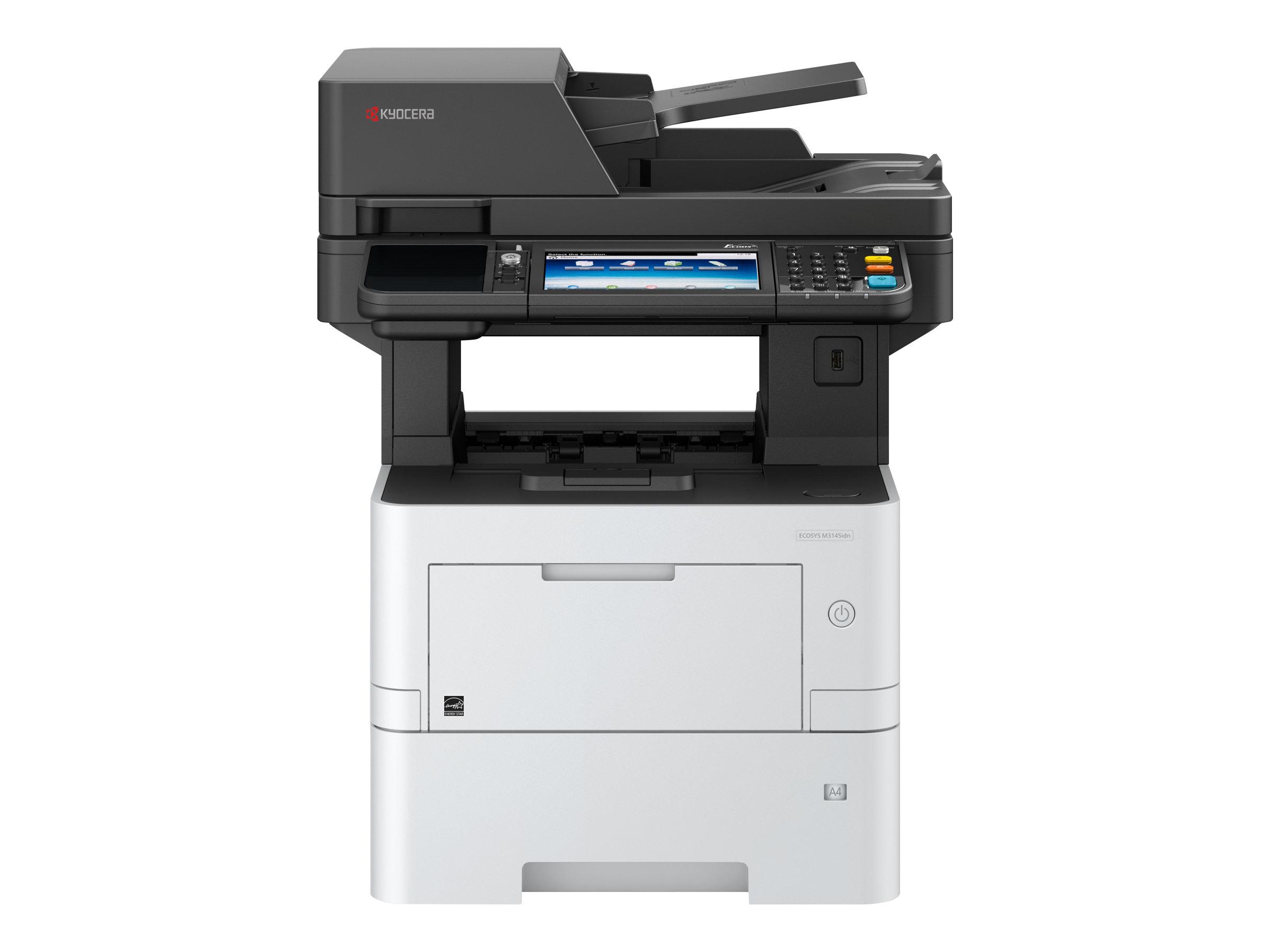 Kyocera ECOSYS M3145IDN - Multifunktionsdrucker - s/w - Laser - A4 (210 x 297 mm), Legal (216 x 356 mm) (Original) - A4/Legal (M