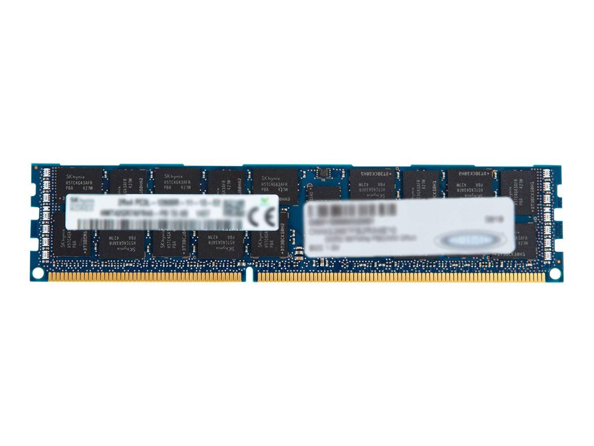 Origin Storage - DDR3L - 8 GB - DIMM 240-PIN - 1066 MHz / PC3L-8500 - 1.35 V