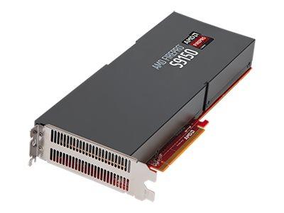 AMD FirePro S9150 Accelerator Kit - Grafikkarten - FirePro S9150 - 16 GB GDDR5 - PCIe 3.0 x16 - ohne Lüfter