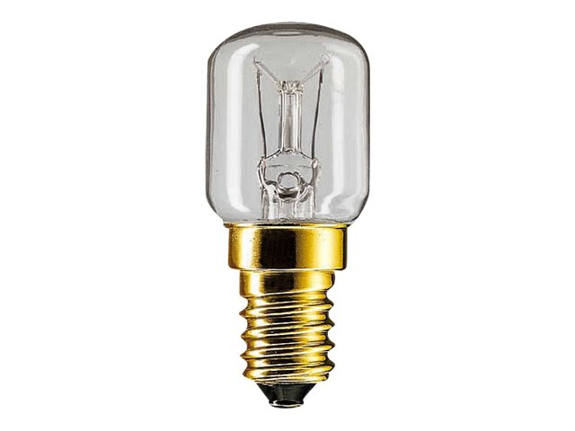 Philips - Weissglühende Glühlampe - Form: T25 - klar Finish - E14 - 25 W