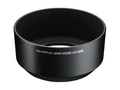 Olympus LH-40B - Gegenlichtblende - für P/N: V311030BE000, V311030BU000, V311030SE000, V311030SU000