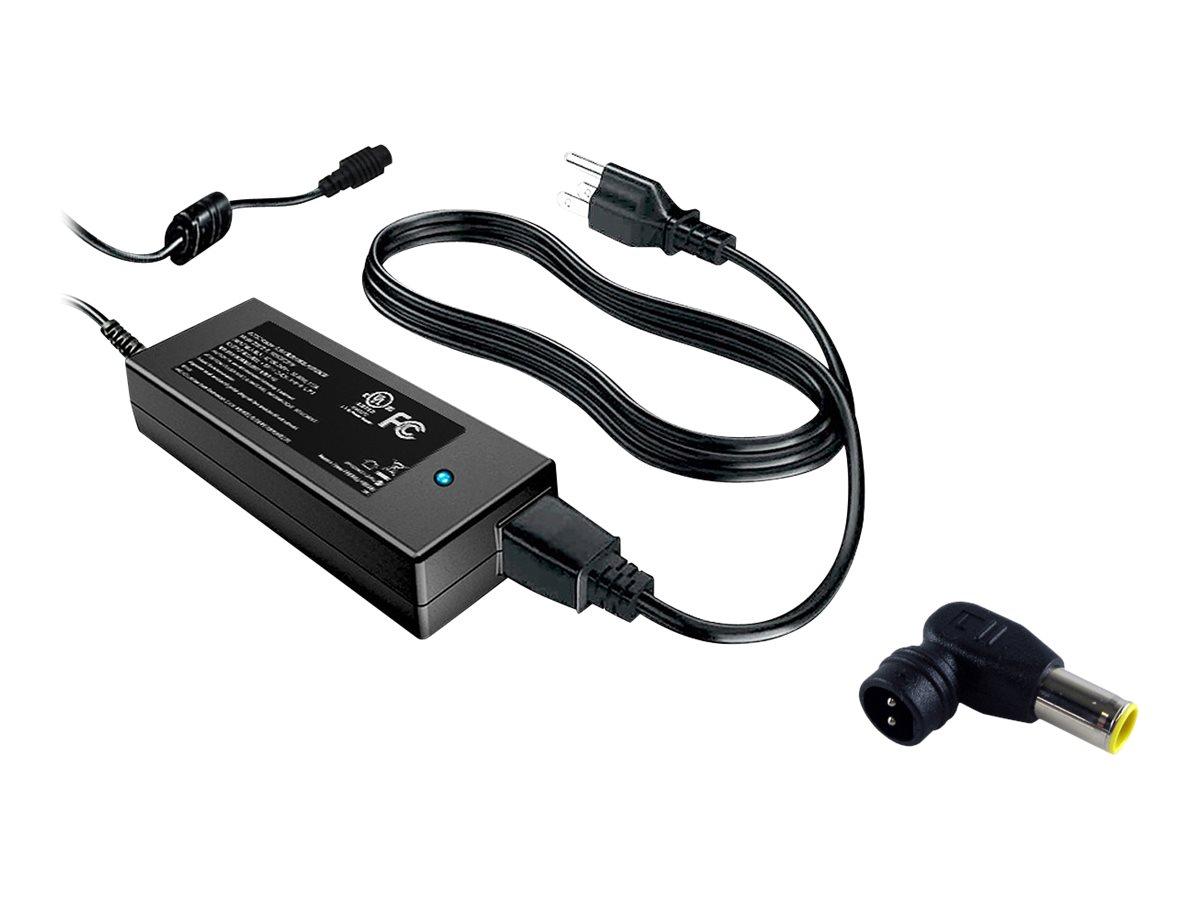 BTI - Netzteil - 90 Watt - für Lenovo N200; ThinkPad L41X; L51X; L520; SL410; T410; T420; T510; T520; W510; W520; X20X