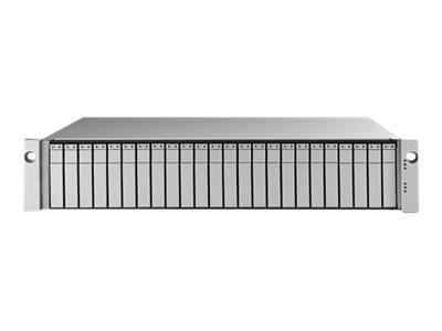 Promise VTrak D5320FxD - NAS-Server - 24 Schächte - 48 TB - Rack - einbaufähig