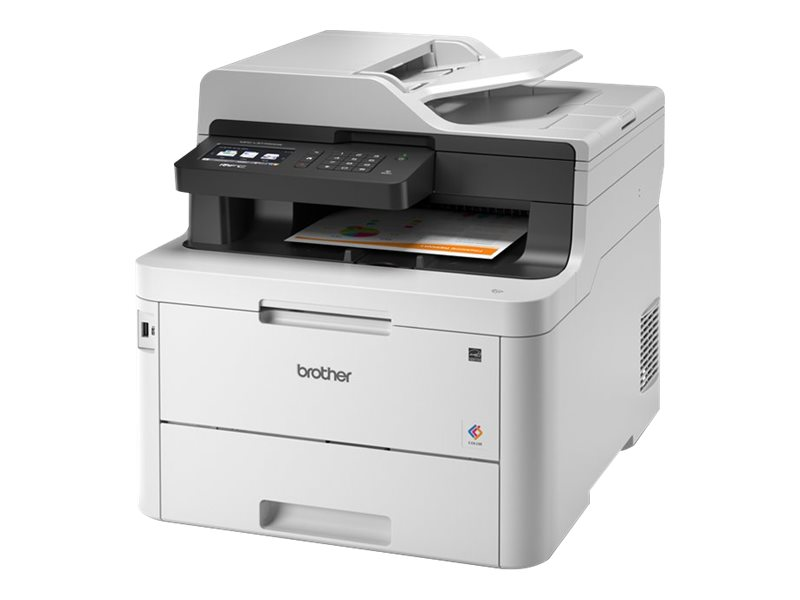 Brother MFC-L3770CDW - Multifunktionsdrucker - Farbe - LED - Legal (216 x 356 mm) (Original) - A4/Legal (Medien)