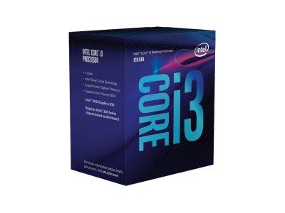 Intel Core i3 8300 - 3.7 GHz - 4 Kerne - 4 Threads - 8 MB Cache-Speicher - LGA1151 Socket