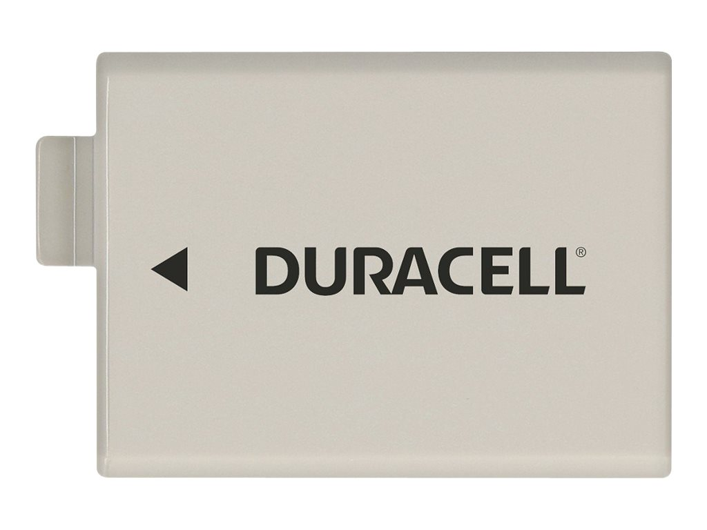 Duracell DR9925 - Kamerabatterie - Li-Ion - 950 mAh - für Canon EOS 1000D, 450D, 500D, Kiss F, Kiss X2, Kiss X3, Rebel T1i, Rebe
