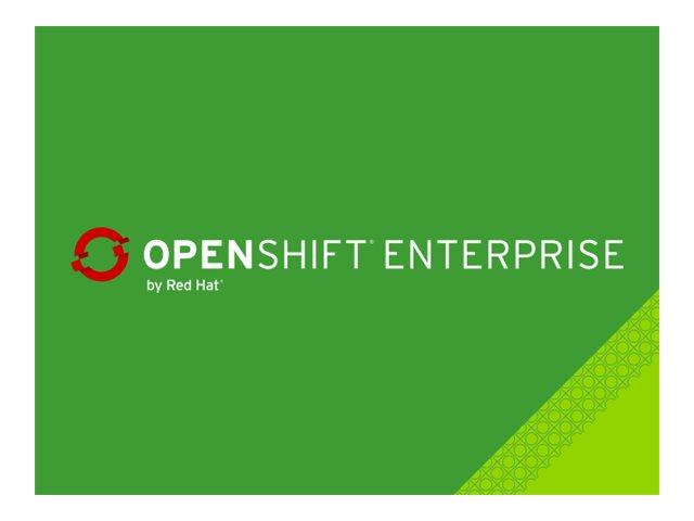 OpenShift Enterprise - Standardabonnement (3 Jahre) - 2 Kerne - gehostet - Linux