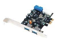 M-CAB - USB-Adapter - PCIe 2.0 - USB 3.0 x 4
