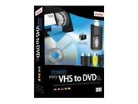 Roxio Easy VHS to DVD - Box-Pack - 1 Benutzer - CD - Mac - Europa