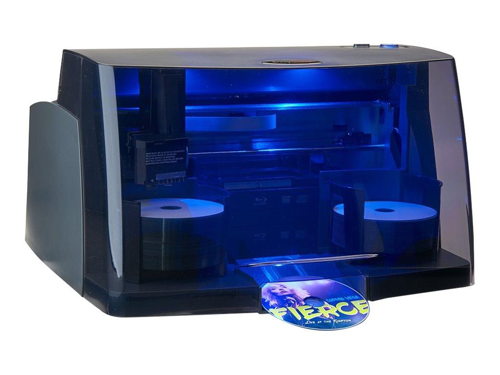 Primera Bravo 4202 Disc Publisher - Disk-Kopiergerät - Einschübe: 100 - DVD±RW (±R DL) x 2 - SuperSpeed USB 3.0 - extern
