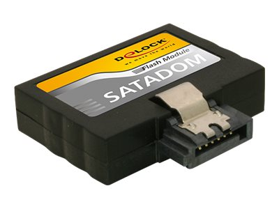 DeLOCK Flash Modul - Solid-State-Disk - 128 GB - intern - SATA 6Gb/s