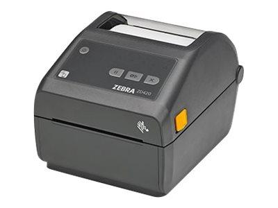 Zebra ZD420d - Etikettendrucker - Thermodirekt - Rolle (11,8 cm) - 300 dpi - bis zu 102 mm/Sek.
