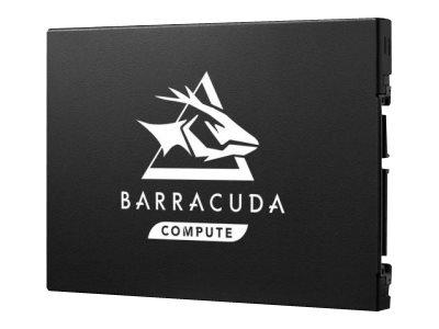 Seagate BarraCuda Q1 ZA480CV1A001 - Solid-State-Disk - 480 GB - intern - 2.5