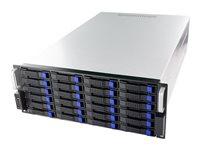 FANTEC SRC-4240X07 - Rack - einbaufähig - 4U - SSI EEB - SATA/SAS
