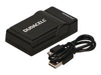Duracell - USB-Batterieladegerät - Schwarz - für GoPro HERO4