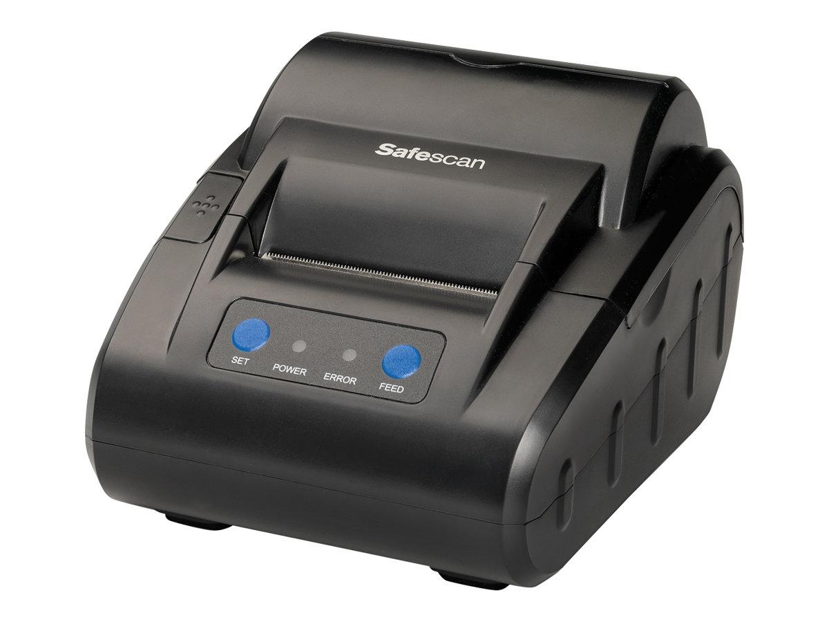 Safescan TP-230 - Etikettendrucker - Thermozeile - Rolle (5,8 cm) - 203 dpi - bis zu 60 mm/Sek.