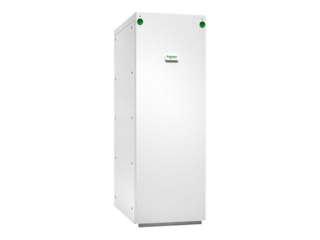 Schneider Electric Galaxy VS Modular Battery Cabinet - Batteriegehäuse - weiss