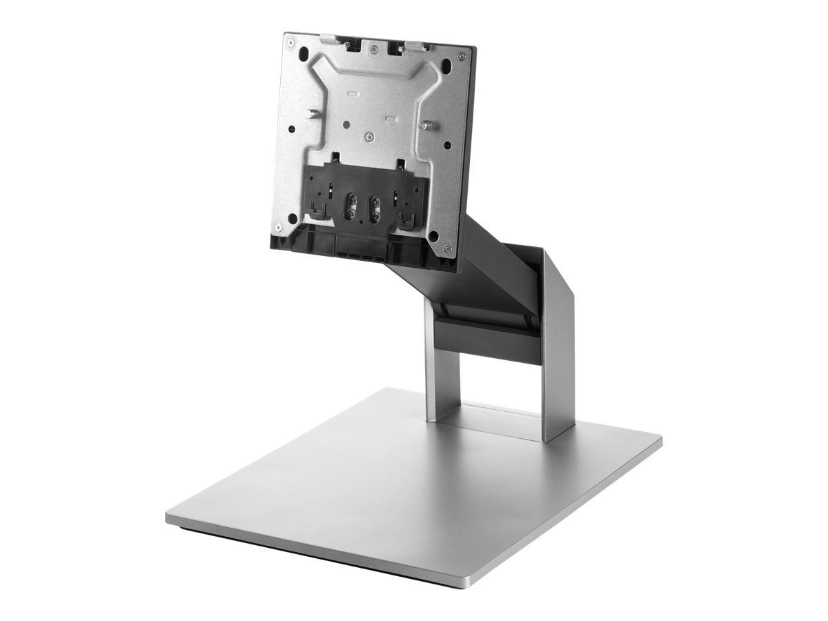 HP Recline Stand - Ständer-Kit für All-In-One - Schwarz, Silber, Asteroid (23.8