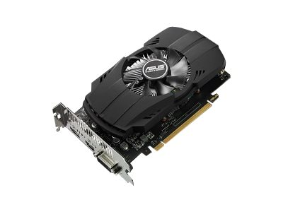 ASUS PH-GTX1050-3G - Grafikkarten - NVIDIA GeForce GTX 1050 - 3 GB GDDR5 - PCIe 3.0 x16 - DVI, HDMI, DisplayPort
