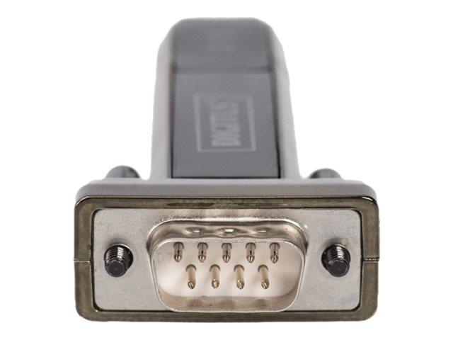 DIGITUS DA-70167 - Serieller Adapter - USB 2.0 - RS-232