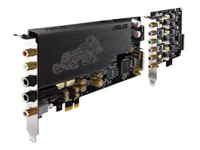 ASUS Essence STX II 7.1 - Soundkarte - 24-Bit - 192 kHz - 124 dB S/N - 7.1