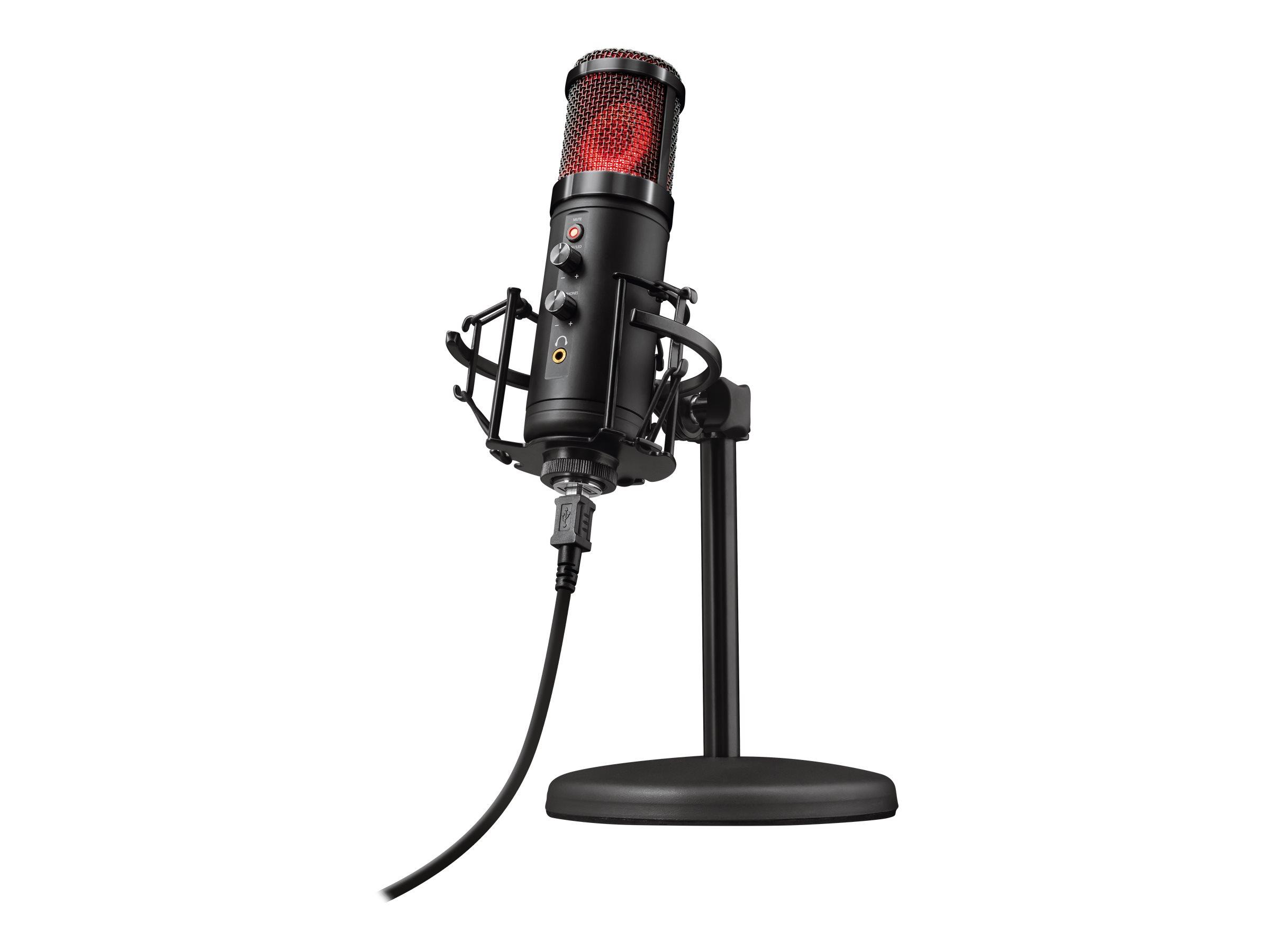 Trust GXT 256 Exxo - Mikrofon - USB