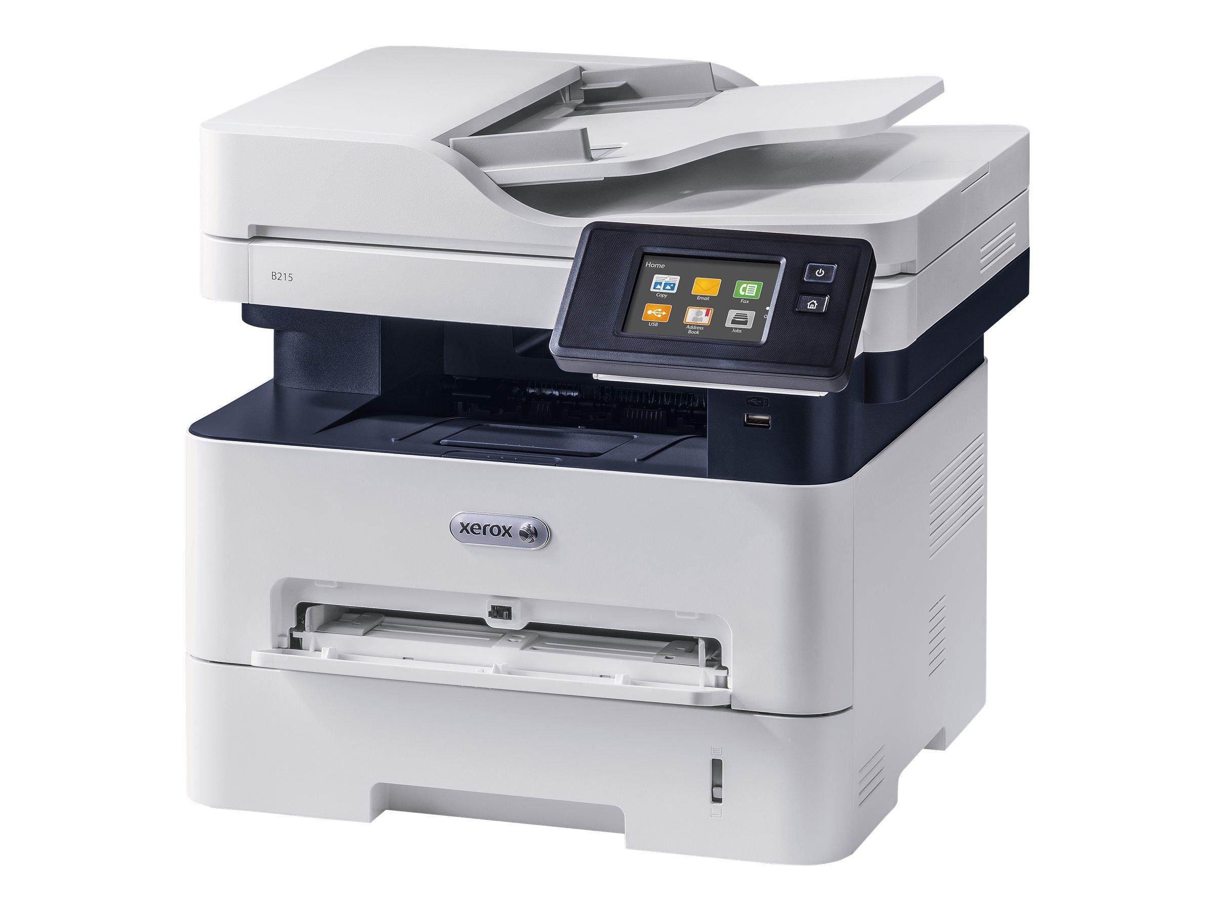 Xerox B215V/DNI - Multifunktionsdrucker - s/w - Laser - Legal (216 x 356 mm) (Original) - A4/Legal (Medien)