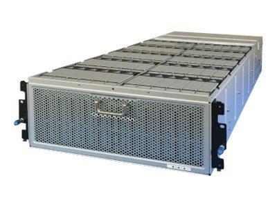WD 4U60G2 Storage Platform Storage Enclosure 4U60-60 G2 - Speichergehäuse - 60 Schächte (SAS) - HDD 12 TB x 60 - Rack - einbaufä