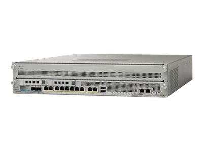 Cisco ASA 5585-X Security Plus Firewall Edition SSP-20 bundle - Sicherheitsgerät - GigE - 2U - Rack-montierbar