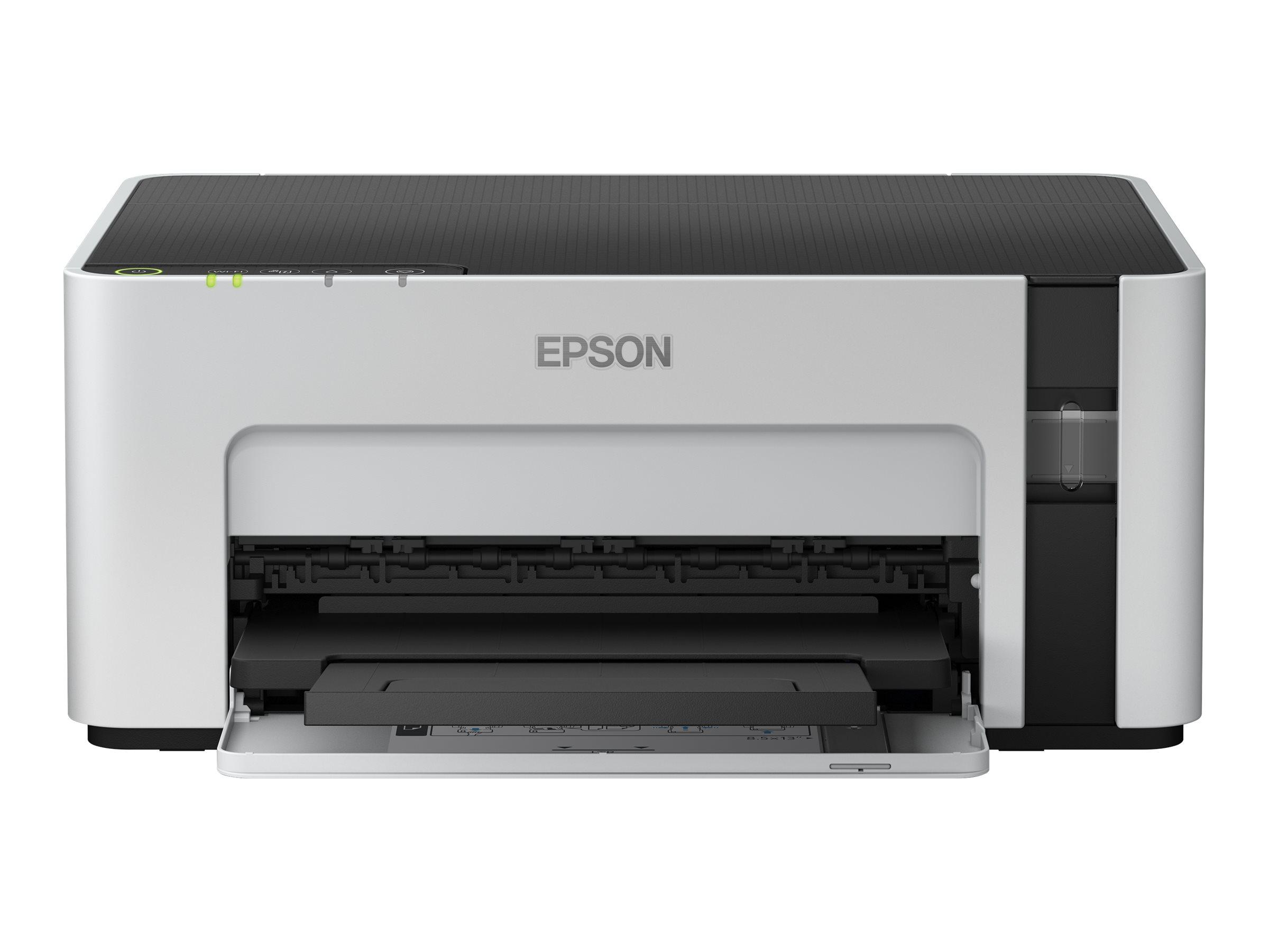 Epson EcoTank ET-M1120 - Drucker - monochrom - Tintenstrahl - A4/Legal - 1440 x 720 dpi