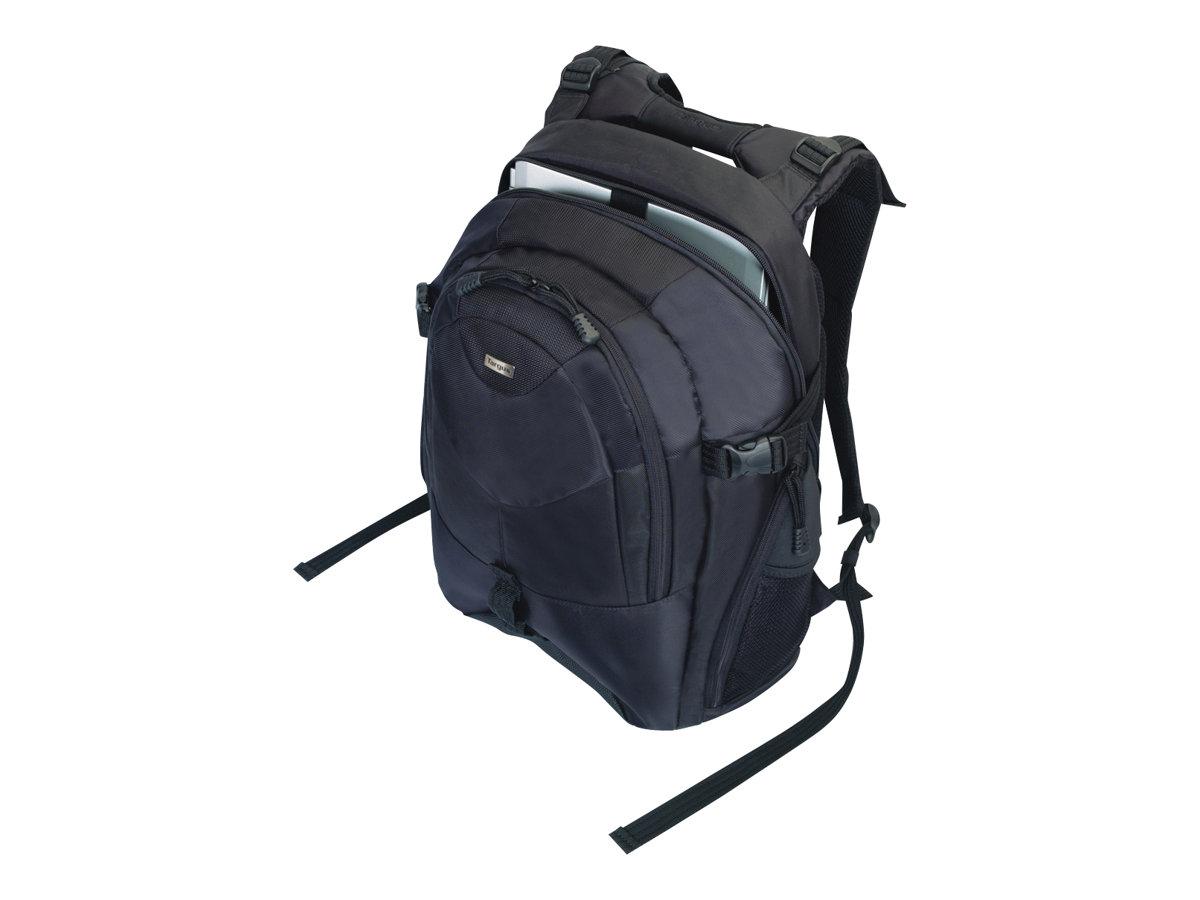 Targus 15.4 - 16 inch / 39.1 - 40.6cm Campus Laptop Backpack - Notebook-Rucksack - 40.6 cm (16