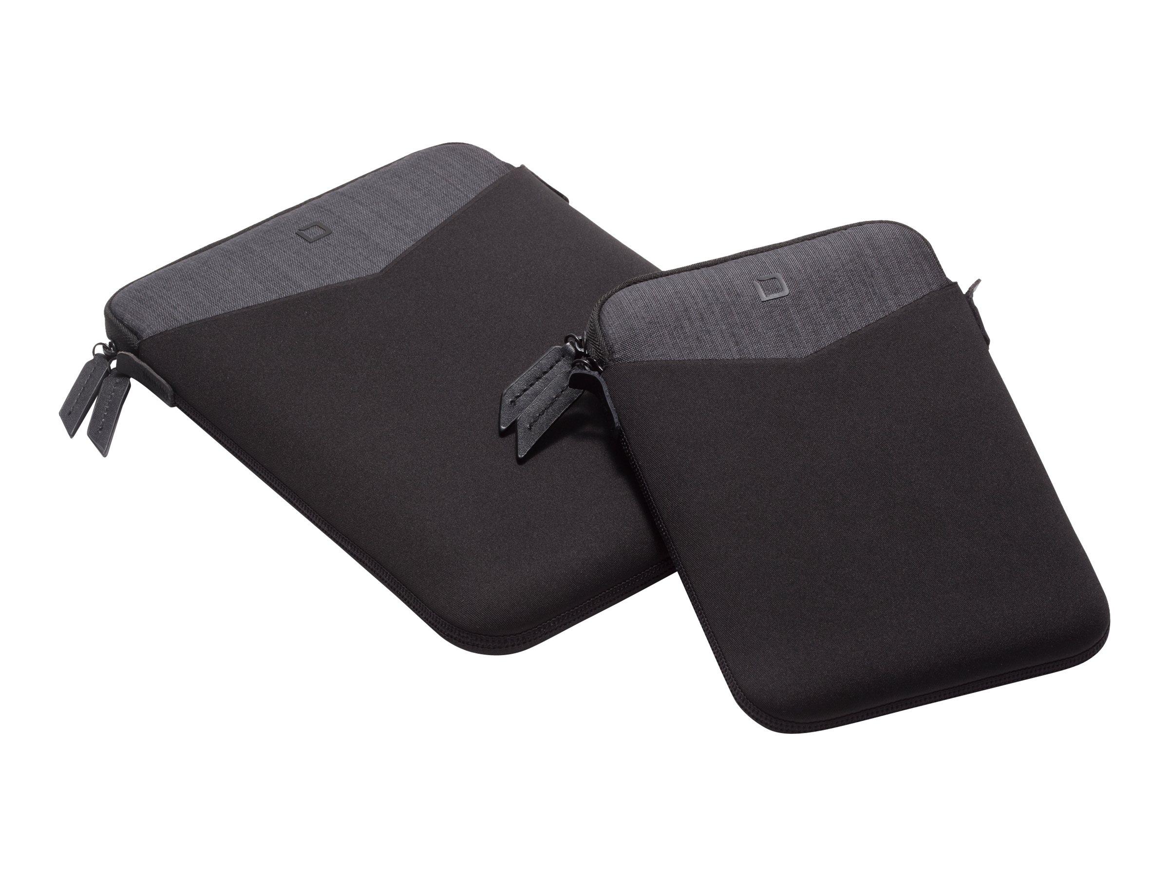 DICOTA Code Sleeve 7 - Tasche für Tablet - Neopren, Polyester-Canvas - 7