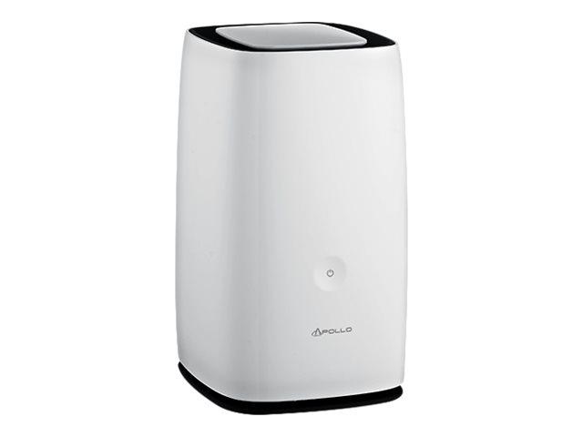 Promise Apollo Cloud 2 Duo - Gerät für persönlichen Cloudspeicher - 4 TB - HDD 2 TB x 2 - RAID 0, 1 - RAM 1 GB