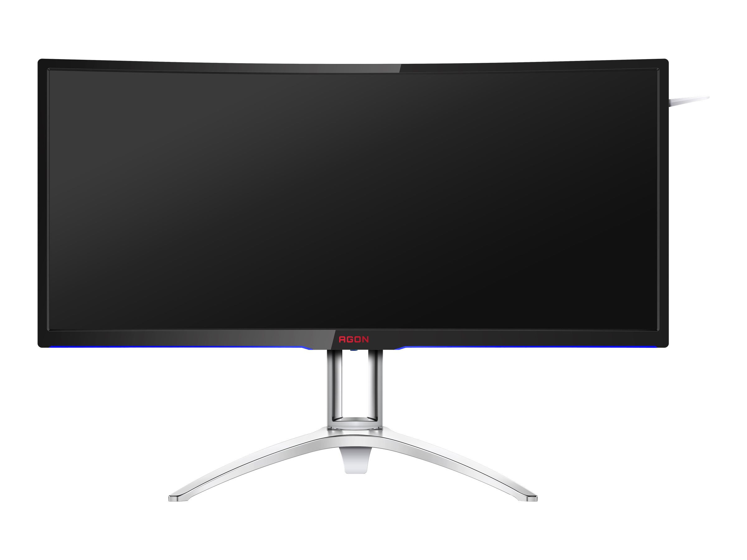 AOC Gaming AG352QCX - AGON Series - LCD-Monitor - gebogen - 88.98 cm (35