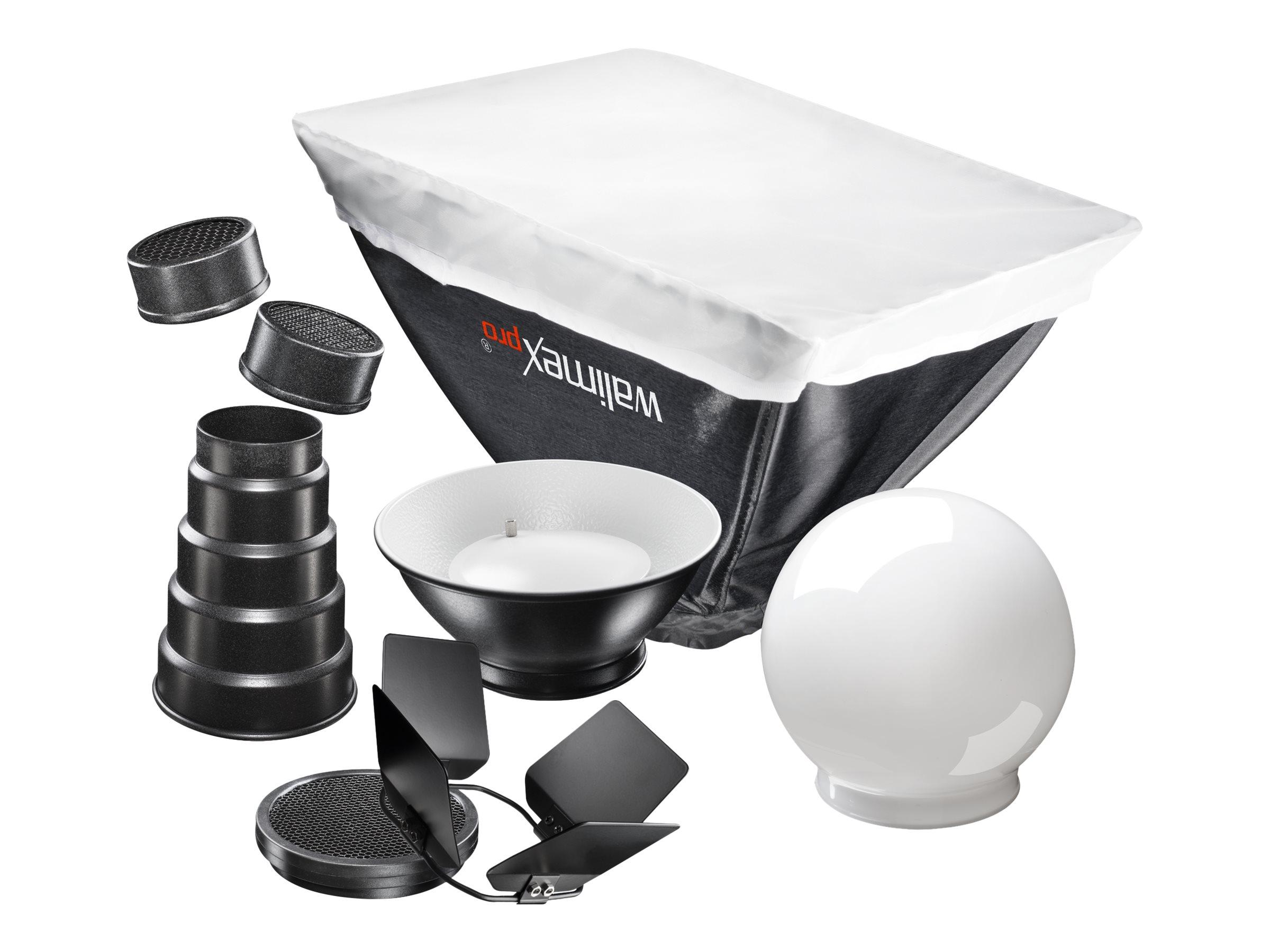 Walimex - Lichtführungs-Kit