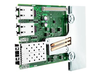 Broadcom 57800S - Netzwerkadapter - 10Gb Ethernet x 2 + 1000Base-T x 2 - für EMC PowerEdge R740; PowerEdge R620, R630, R720, R73