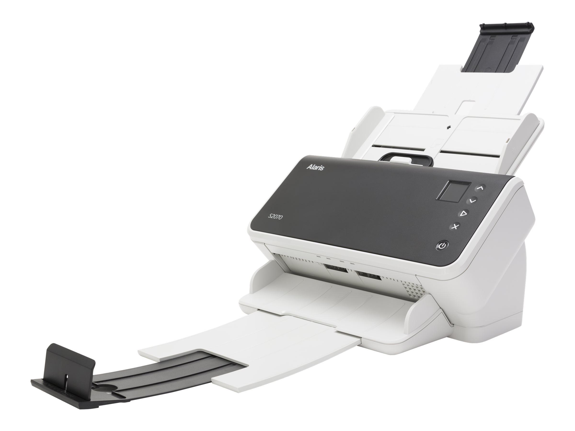 Alaris S2070 - Dokumentenscanner - 216 x 3000 mm - 600 dpi x 600 dpi - bis zu 70 Seiten/Min. (einfarbig) / bis zu 70 Seiten/Min.