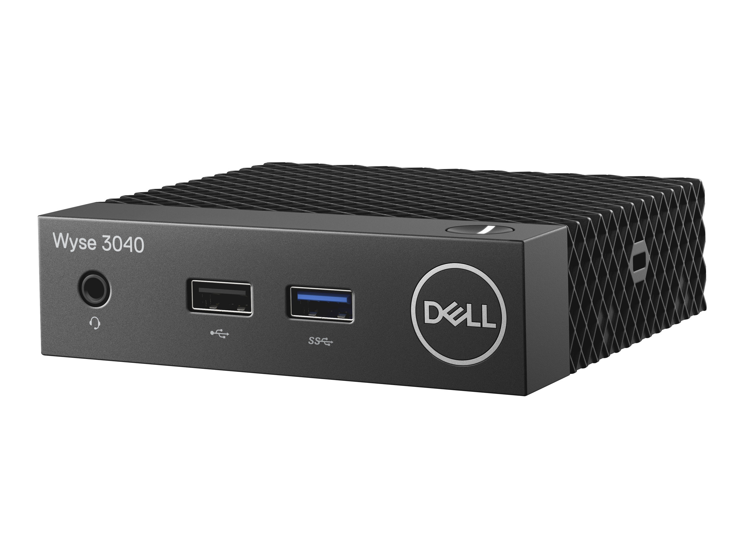 Dell Wyse 3040 - Thin Client - DTS - 1 x Atom x5 Z8350 / 1.44 GHz - RAM 2 GB - Flash