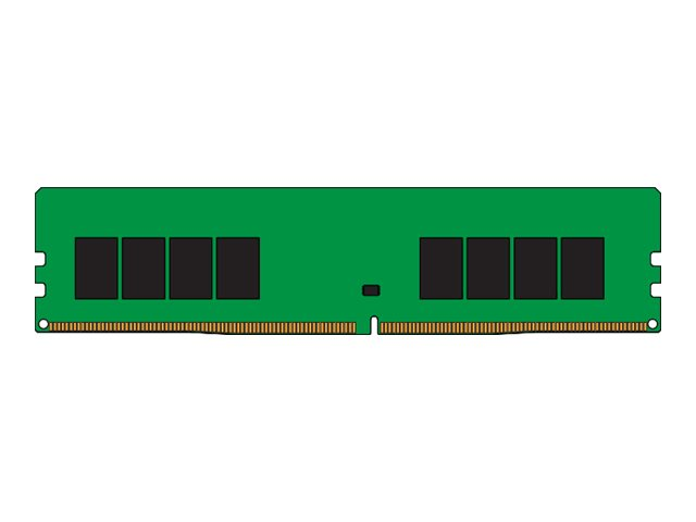 Kingston ValueRAM - DDR4 - 16 GB - DIMM 288-PIN - 2400 MHz / PC4-19200 - CL17